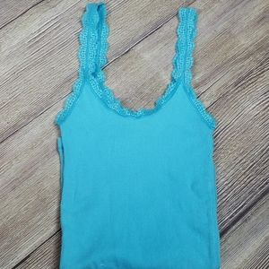 Abercrombie Cute Stretch Tank Sz M